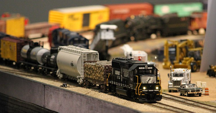 Upcoming Show: COSI- Model Railroad Days