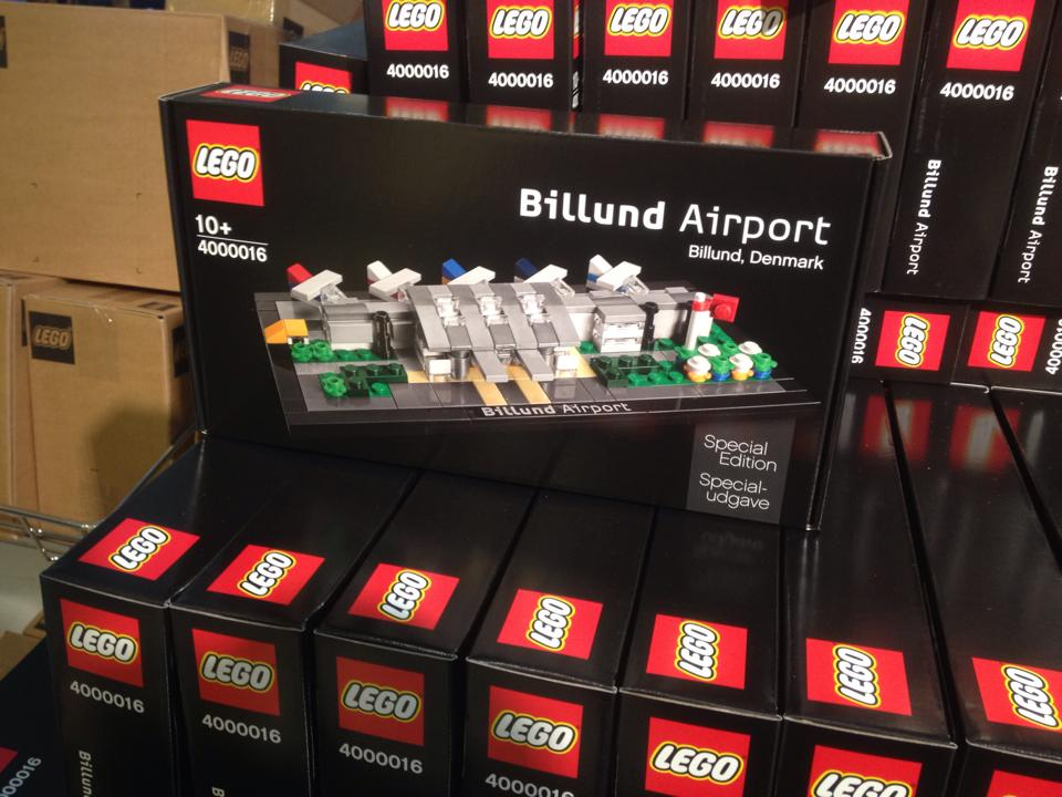 LEGO Billund Airport