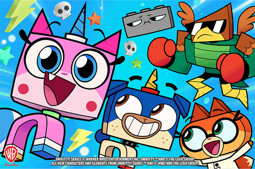 LEGO Unikitty! Halloween Preview Episode This Week