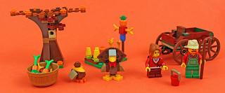 Review:  40261 Thanksgiving
