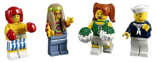 LEGO Bricktober 2017 Minifigures (5004941)