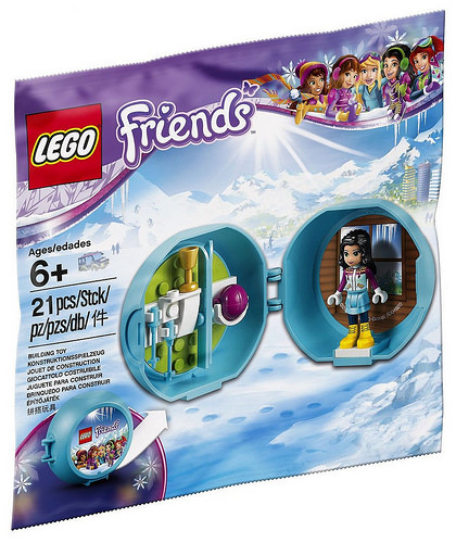 LEGO Friends Ski Pod (5004920)