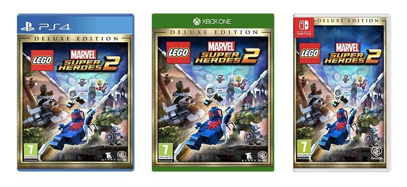 LEGO Marvel Super Heroes 2 Pre-order Round-up | OhioLUG