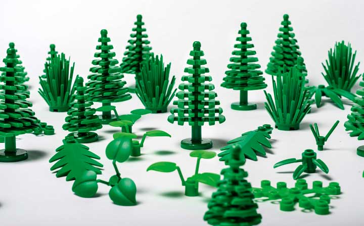 First Sustainable LEGO® Bricks Will Be Launched in  2018